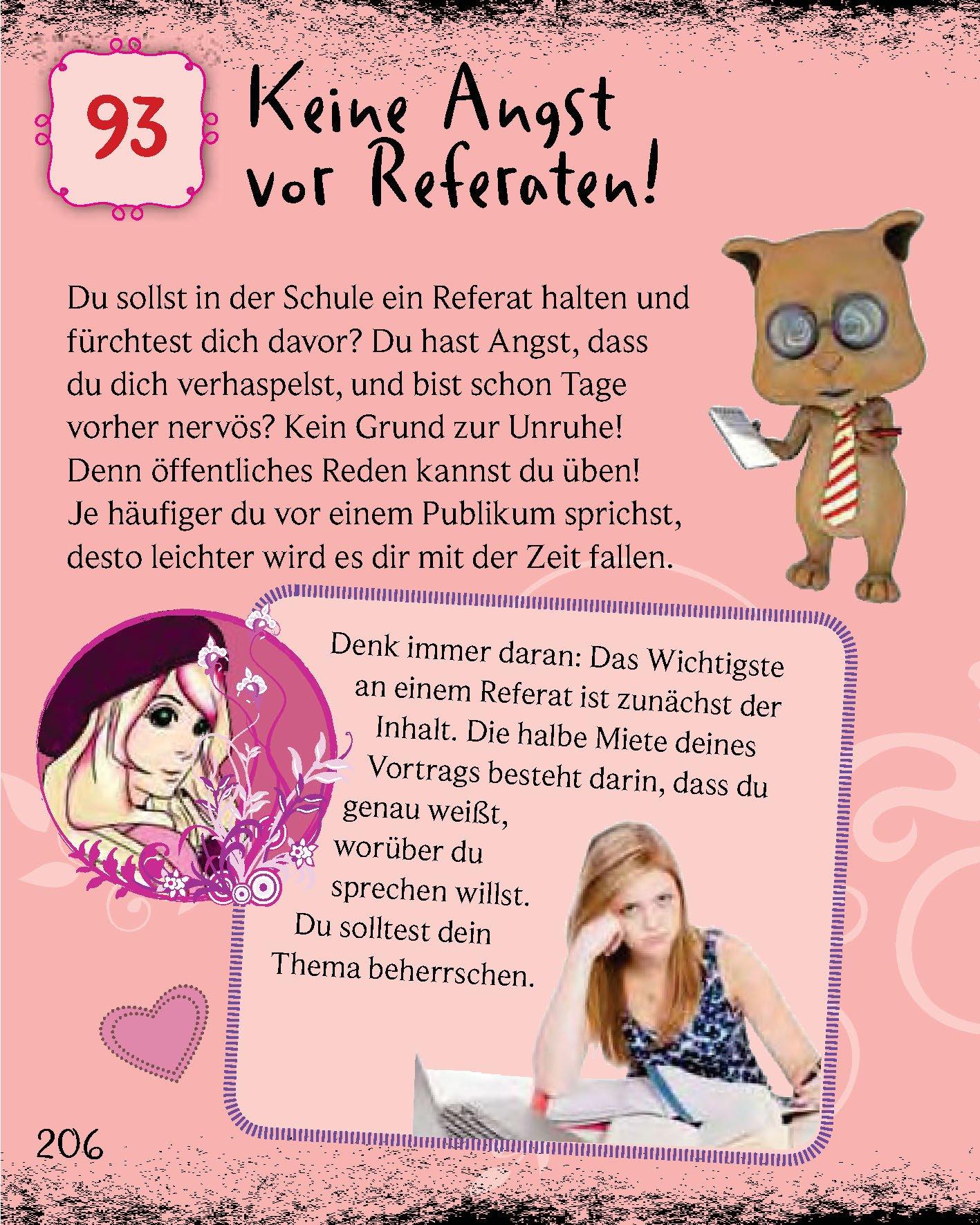 100 Dinge die ein Mädchen wissen muss: Amazon.de: Karla S. Sommer ...