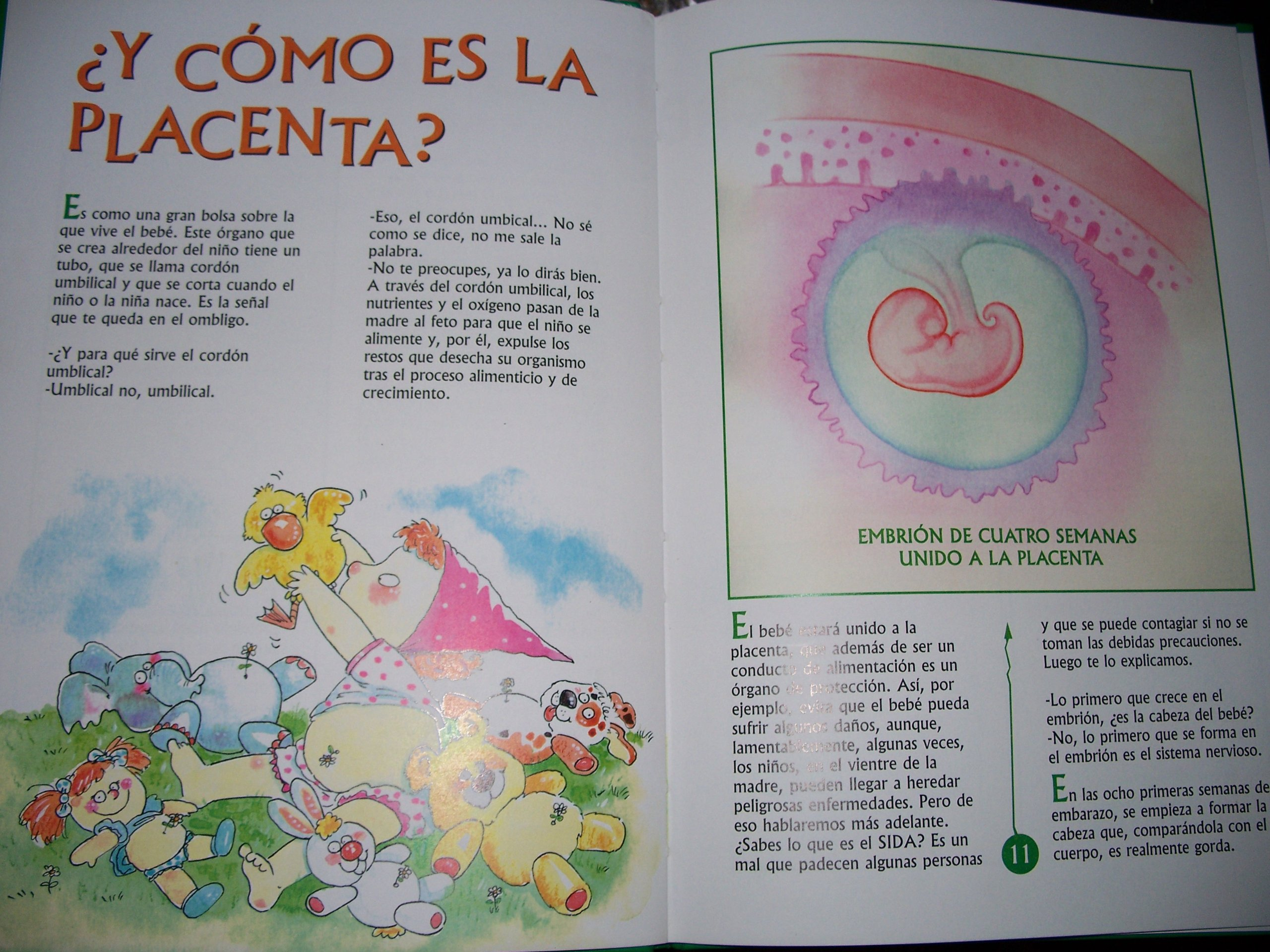 Como Nacemos Los Ninos Y Las Ninas? - Mi Primera Enciclopedia de Educacion Sexual: Ediciones Nautal: Amazon.com: Books