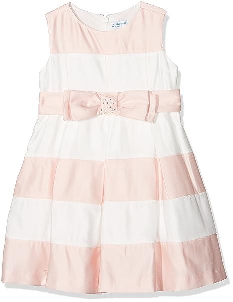 Mayoral 3922, Vestido para Niñas, (Rubor 44), 9 años