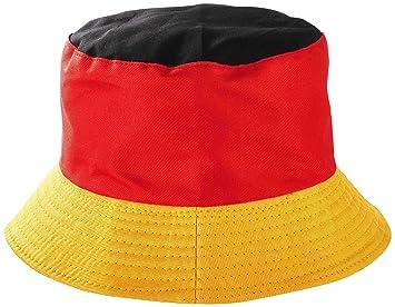 5dbe29ce32c Dayco Germany Fan Hat Bucket Hat Summer Cap Hat Cap One Size – 2018  Football World