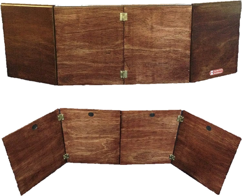 Premium Hardwood Game Master Screen