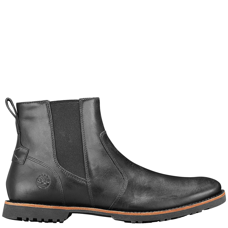 Timberland Folk Gentleman Chelsea Boots Rust Boots