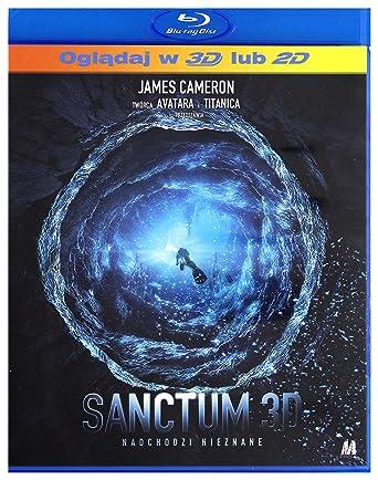 Sanctum Blu-Ray 3D Region Free IMPORT No hay versión española ...