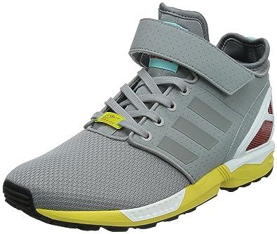 Sneaker adidas ZX FLUX NPS MID B34459, Grey, 2 UK 44 EU
