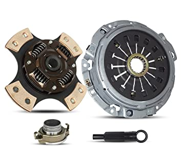 Clutch Kit Works With Mitsubishi Eclipse Gt Gts Spyder Gt Spider Gts Hatchback Convertible 2-