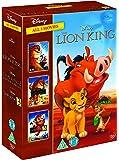 The Lion King 1-3 boxset [Import anglais]