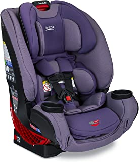 product image for Britax One4Life ClickTight All-in-One Car Seat – 10 Years of Use – Infant, Convertible, Booster – 5 to 120 Pounds - SafeWash Fabric, Plum