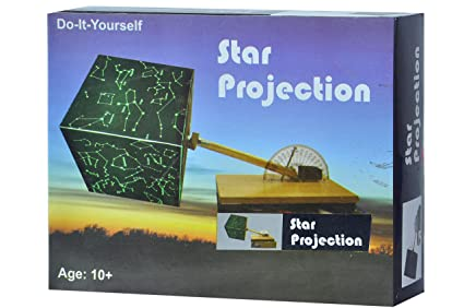 Buy kutuhal star projection making kit do it yourself science kutuhal star projection making kit do it yourself science project make wonderful solutioingenieria Gallery