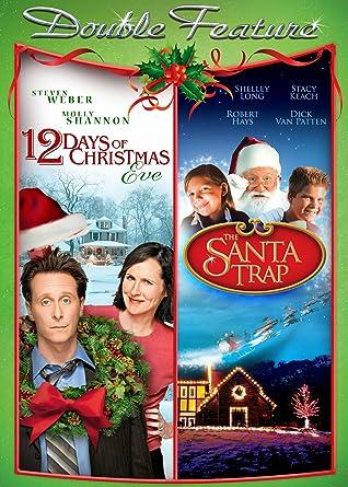 Amazon Com 12 Days Of Christmas Eve The Santa Trap Steven Weber