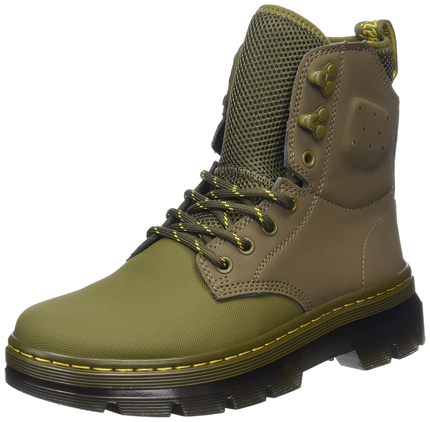 Newest Unisex Adults Quinton Black Ajax+Synthetic Nubuck Boots Dr. Martens Outlet Store Locations Cheap Sale Largest Supplier Amazing bDpzO