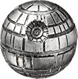 LOVEITCHEAP Star War Death Star Grinder Zinc Alloy Herb, Tobacco Grinder , 3 Piece Grinder With Pollen Catcher