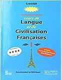 G Mauger Blue Cours de Langue et de Civilization Francaise 1
