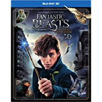 Fantastic Beasts and Where to Find Them Blu-ray 3D