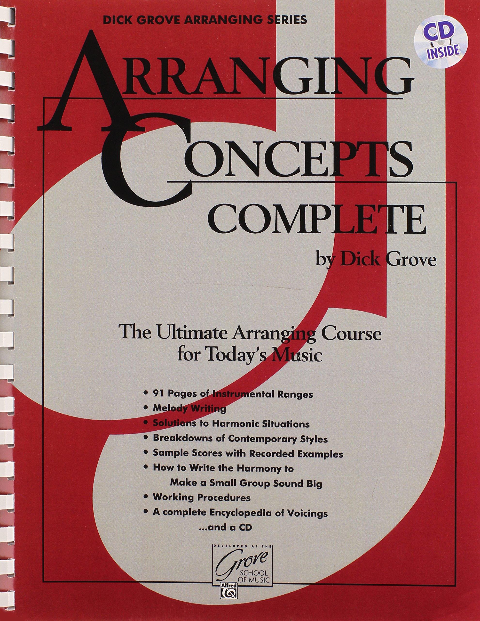 Arranging Concepts Complete