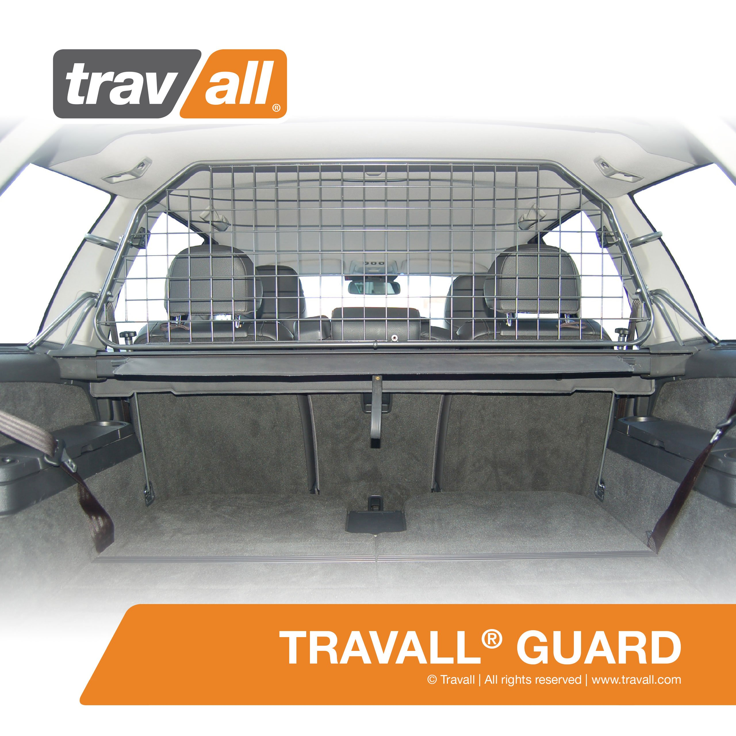 VOLVO XC90 Pet Barrier (2002-2015) - Original Travall Guard TDG1193