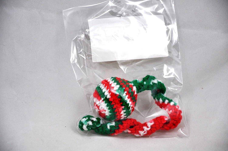 Mistletoe Christmas Cat Toy Cat Stocking Stuffer Christmas Cat Gift Holiday Cat Toy Gift For Cats Kitty Jingle Snake