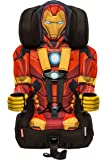 KidsEmbrace Combination Toddler Harness Booster Car Seat, Marvel's Avengers Iron Man