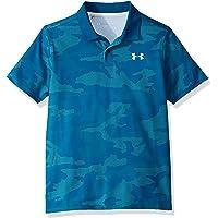 Under Armour Performance 2.0 Novelty Camisa Polo, Niños