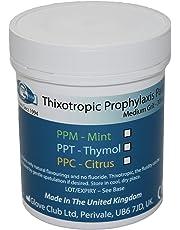 Glove Club Ltd Prophy Paste Thixotropic Mint 300gram Medium Grit Pink Teeth Polishing Cleaning Stain Removal