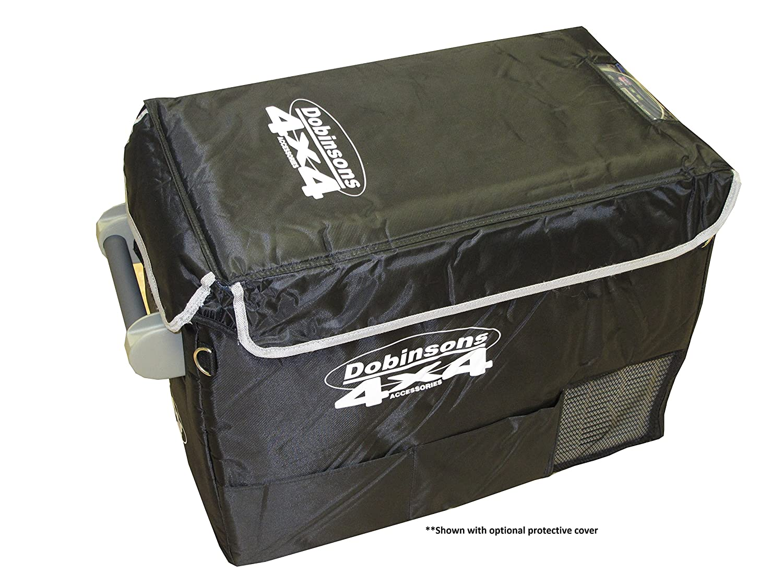 Dobinsons 4x4 80 Liter Dual Zone 12V Portable Fridge Freezer Freezes and Refrigerates at Same time