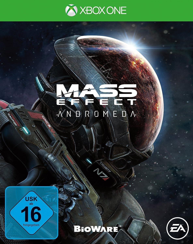 Mass Effect Andromeda Xbox One Amazonde Games