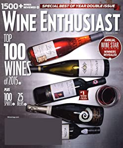Wine Enthusiast<span class=