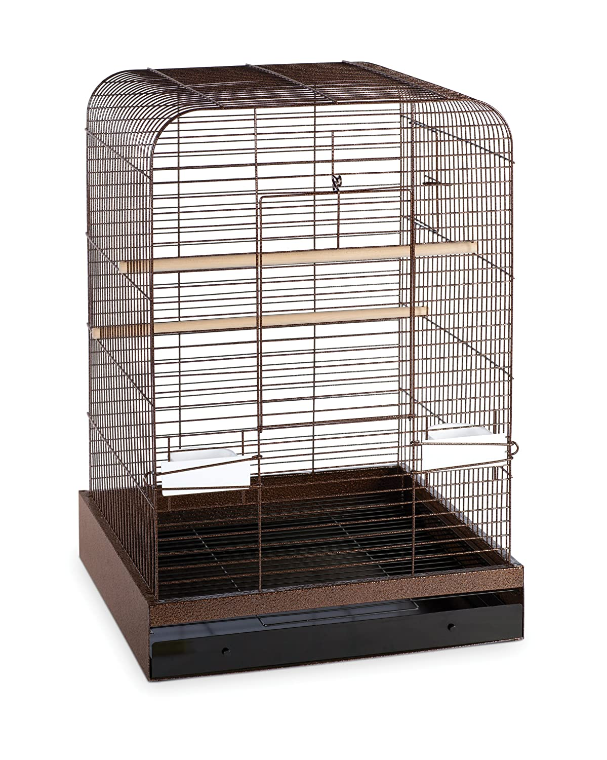 Copper Prevue Hendryx Pet Products Madison Bird Cage, Putty