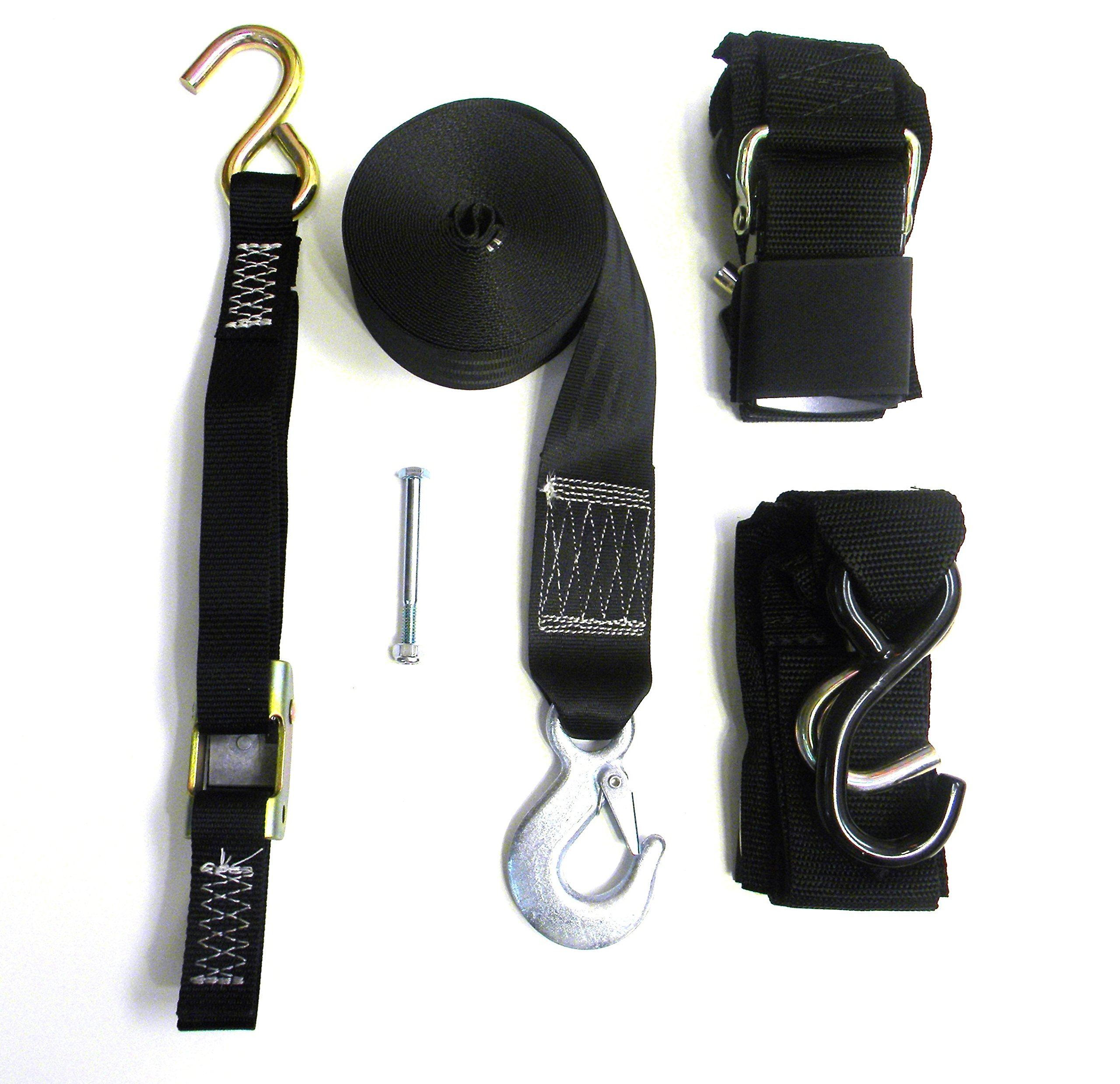 Rod Saver Tie Down Combo Pack