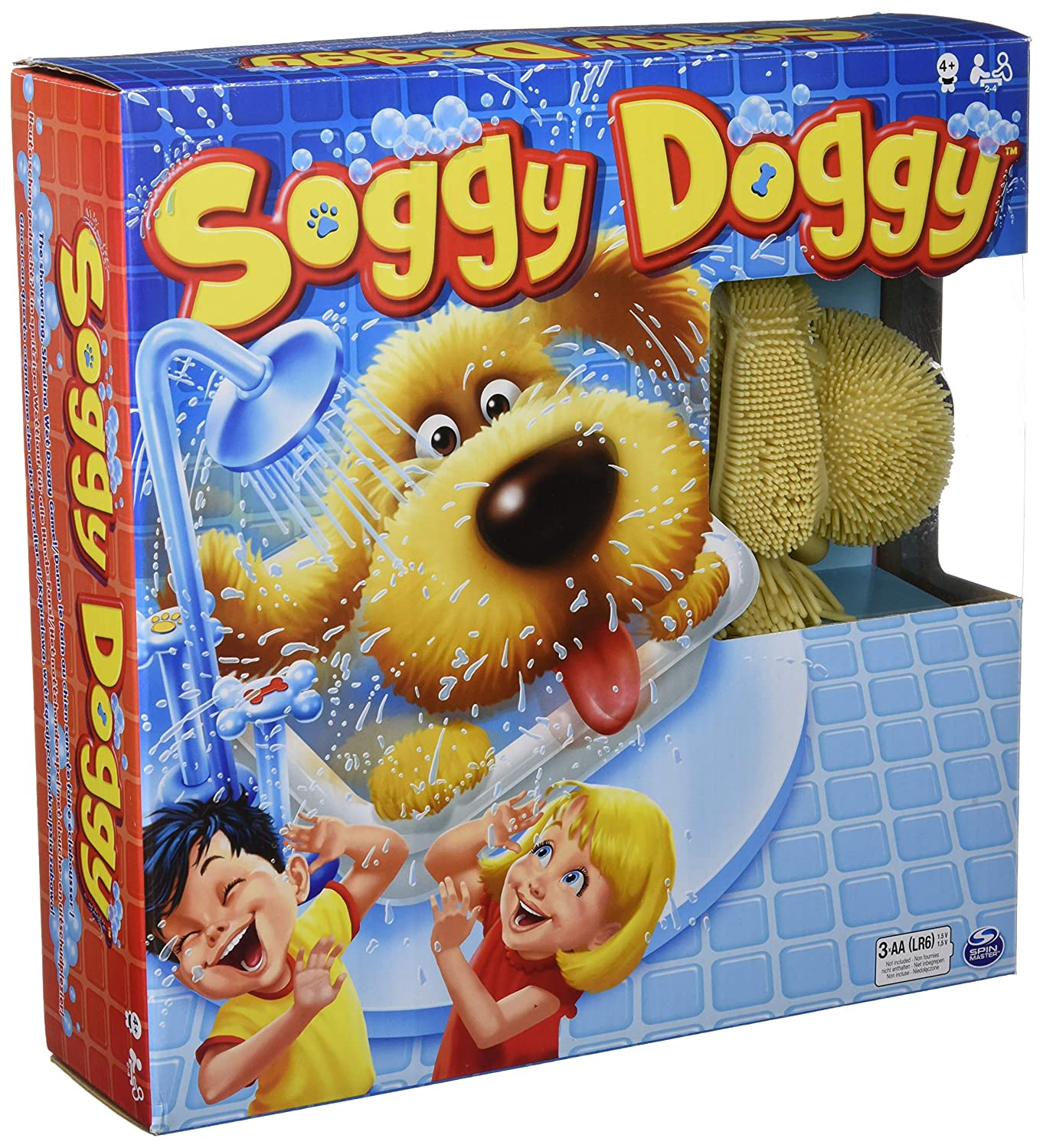 Spin Master 6039761 - Spin Master Games - Soggy Doggy