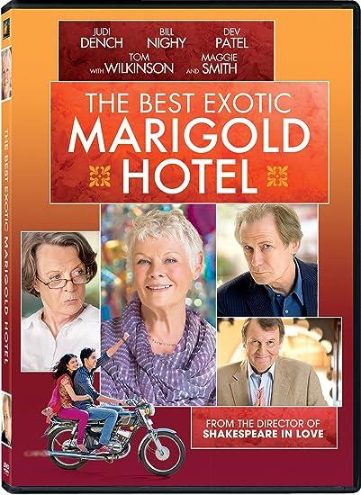 Amazon.com: The Best Exotic Marigold Hotel: Maggie Smith, Bill ...