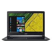 "Acer Laptop Gaming 15.6"", Intel Core_i5 7a Gen 3.5GHz, 12GB RAM, 1000GB + 128GB SSD, Tarjeta Gráfica GeForce GTX 1050, Windows 10, Black (Modelo A715-71G-5574)"