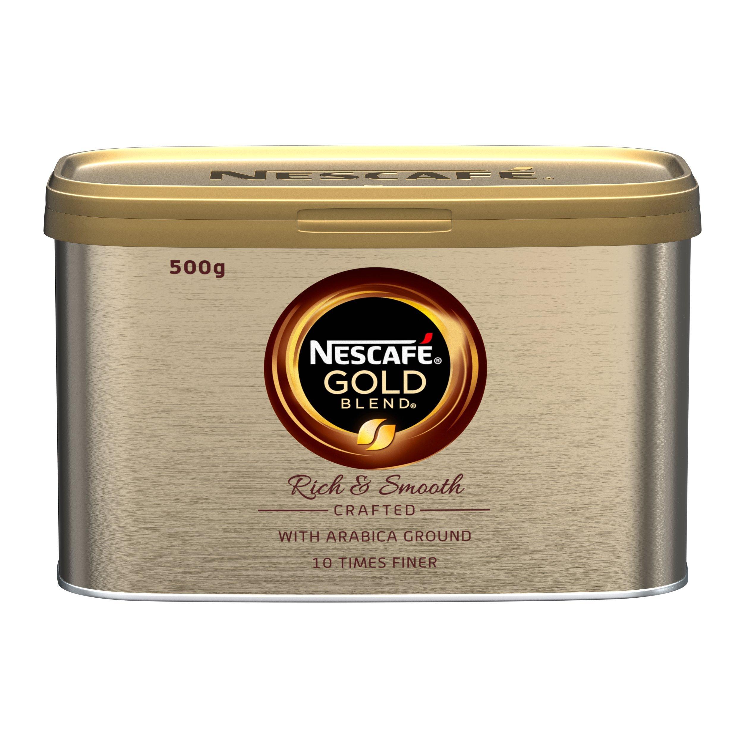 Nescafe Gold Blend Coffee (500g)