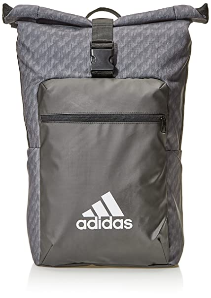 6190d3bf279 Adidas ATHL CORE BP, Unisex Adults  Backpack, Grey (Gricua Negro ...