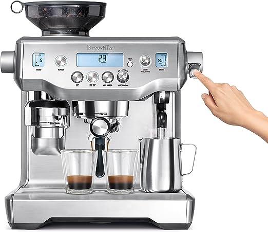 Amazon.com: Breville Máquina Espresso Oracle ...