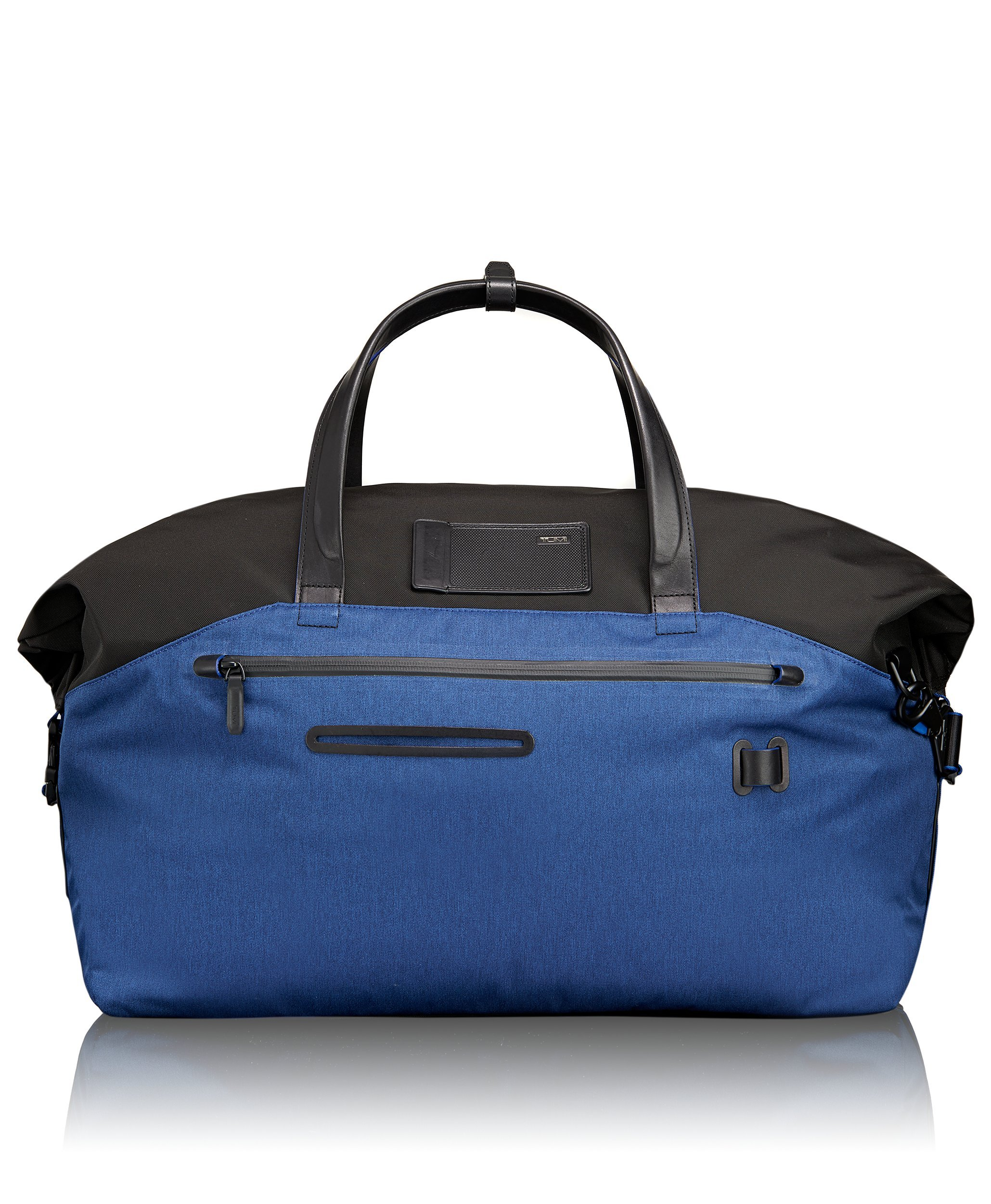 Tumi Tahoe Regency Roll Top Weekender Luggage, Blue by Tumi