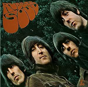 Universal Music The Beatles Rubber Soul Vinyl Album
