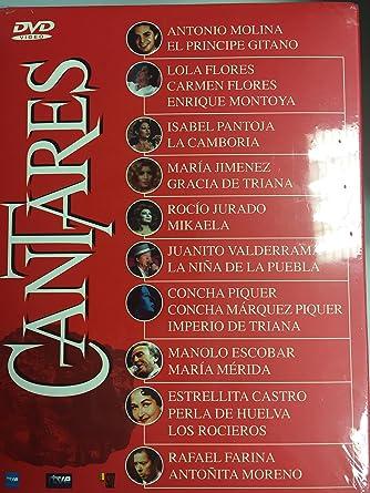 CANTARES Pack 10 DVD con Lauren Postigo: Amazon.es: Cine y Series TV