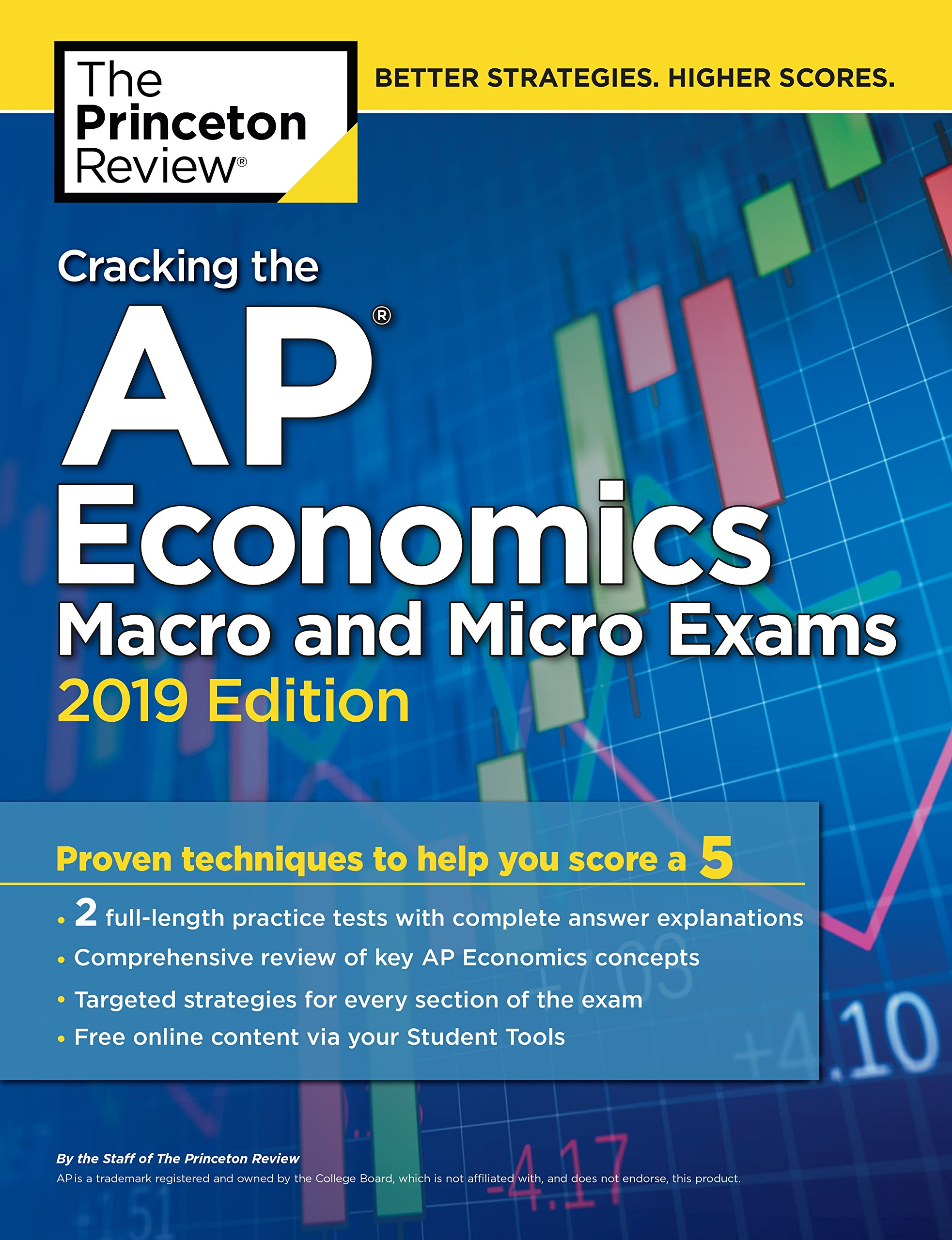 Cracking the AP Economics Macro & Micro Exams, 2019 Edition: Practice Tests & Proven Techniques to Help You Score a 5 (College Test Preparation) by Princeton Review (Image #2)