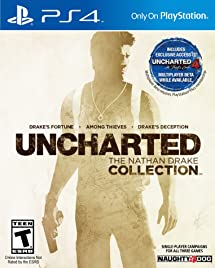 UNCHARTED: The Nathan Drake Collection - PlayStation 4 [Download Code]