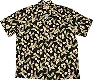product image for Paradise Found Mini Anthurium Magnum PI Hawaiian Shirt