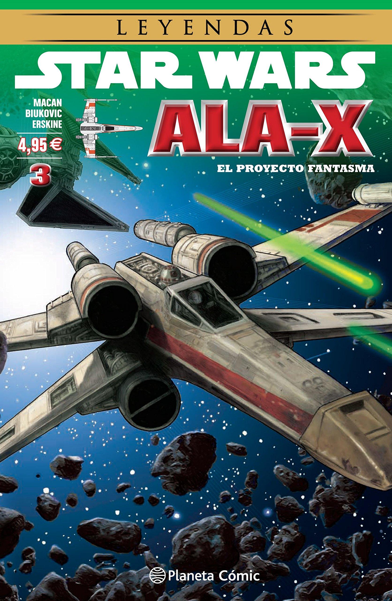 Star Wars Ala X nº 03/10: El proyector fantasma: 22 Star Wars ...