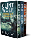 Clint Wolf Boxed Set: Books 1 - 3 (English Edition)