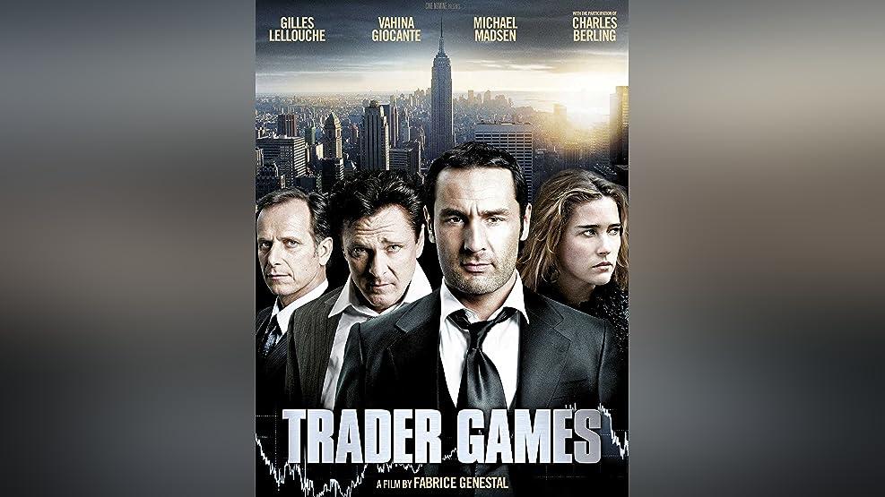 Trader Games (Krach) (English Subtitled)