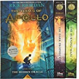 The Trials of Apollo 3-Book Paperback Boxed Set
