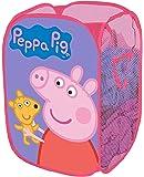 Peppa Pig Pop Up Hamper 13.5 x 13.5 x 21.5