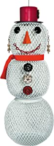 Perky-Pet SW00354 Snow Woman Wild Bird Seed Feeder