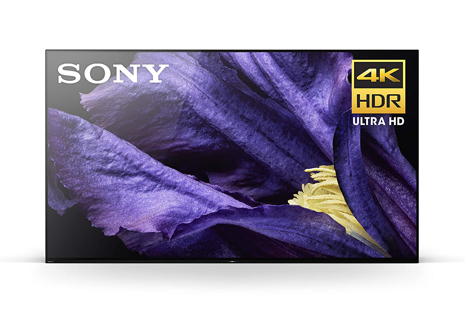 Sony XBR55A9F/A 55' 4K Ultra HD Smart Television Sony Electronics Inc.