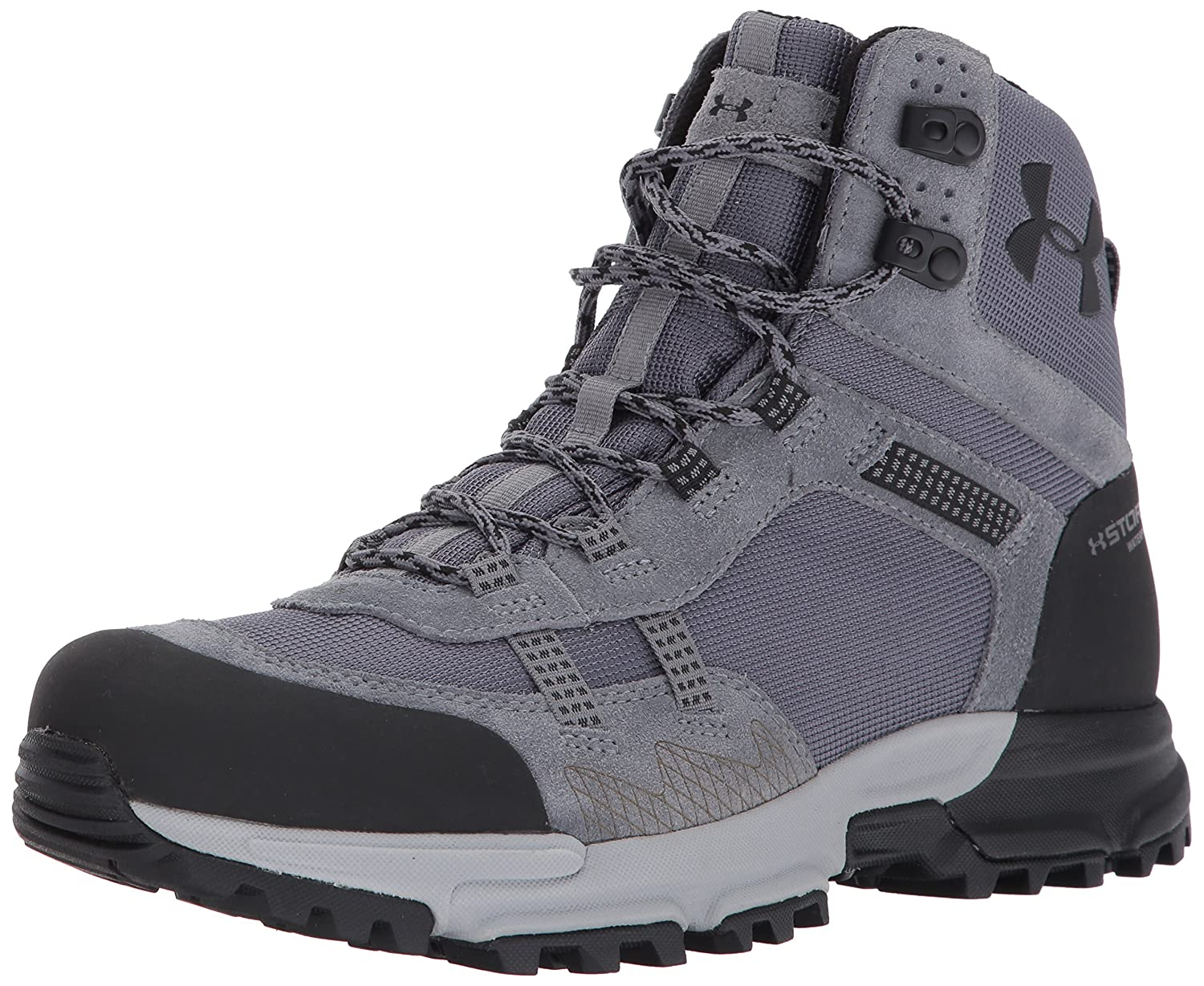 add95abeb2c Under Armour Men's Post Canyon Mid Waterproof Hiking Boots, Graphite ...