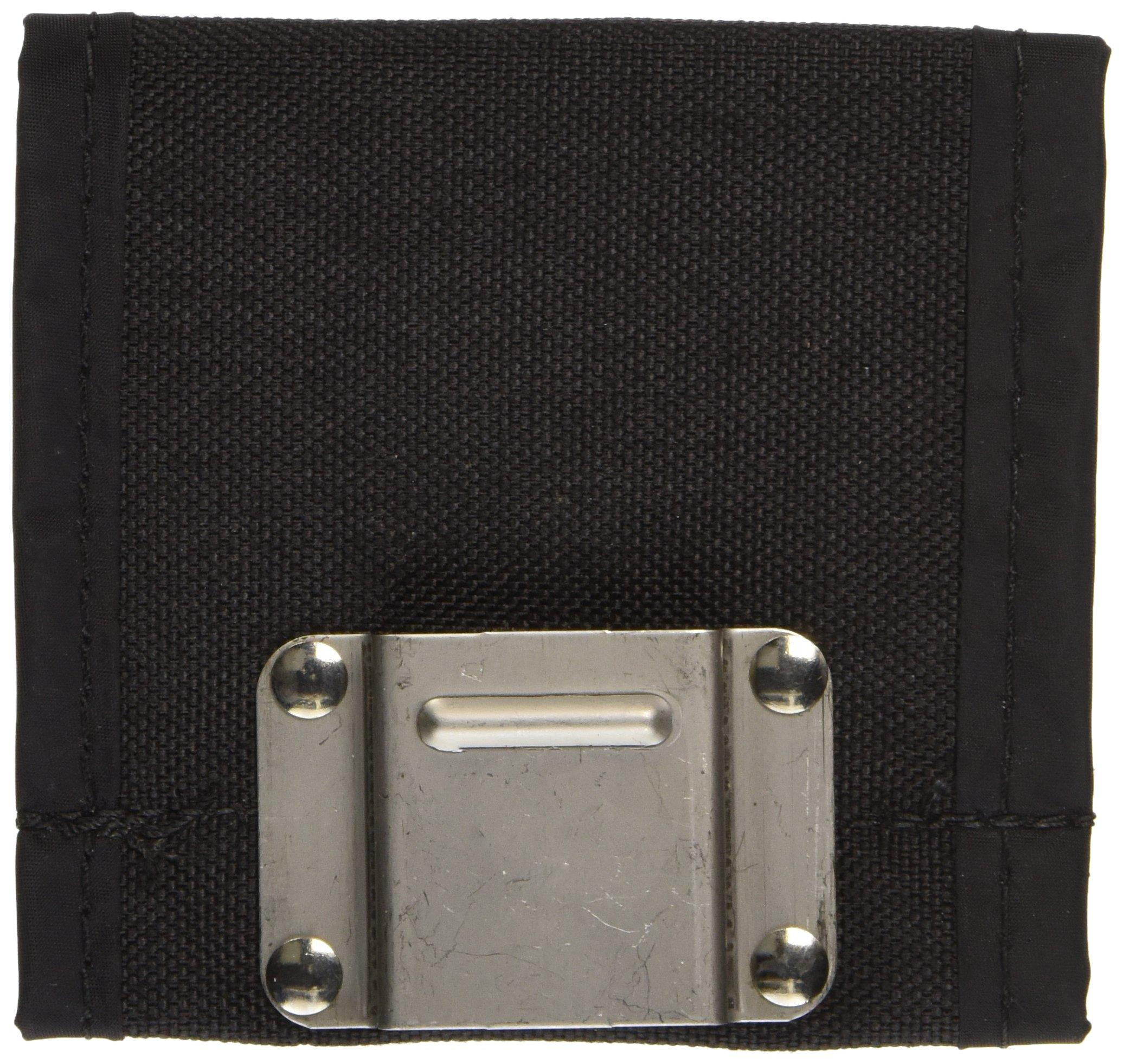 Tape Measure Holder, Heavy Duty Nylon, Tunnel Belt Fits 2.25-Inch, 4.125 x 2.25 x 3.75-Inch Klein Tools 5707