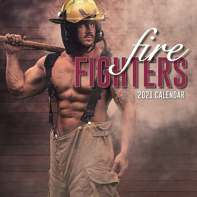 Calendario del fuoco 2021 grande ufficiale originale formato poster da parete nuovo /& sigillato da Quality Callendars A3